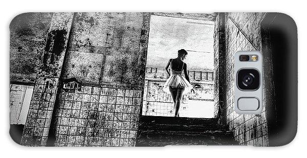 Ballerina Galaxy Case - N/t by Paulo Medeiros