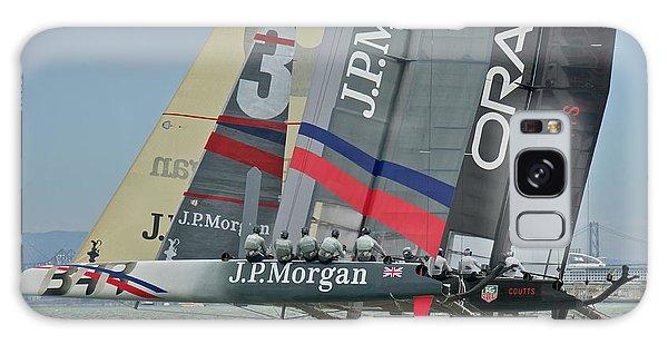 San Francisco Sailboat Racing Galaxy Case