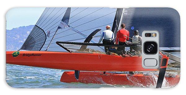 San Francisco Sailing Galaxy Case