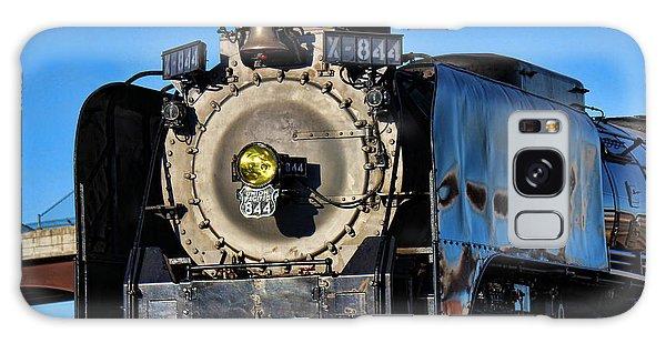 844 Locomotive Galaxy Case by Sylvia Thornton
