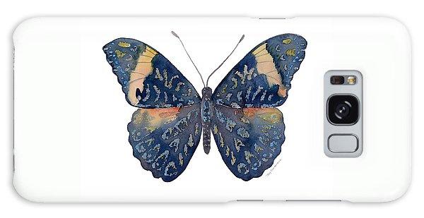 89 Red Cracker Butterfly Galaxy Case