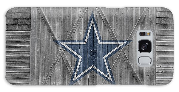 Dallas Galaxy S8 Case - Dallas Cowboys by Joe Hamilton