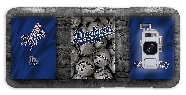 Los Angeles Dodgers Galaxy S8 Case - Los Angeles Dodgers by Joe Hamilton