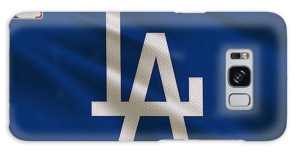 Los Angeles Dodgers Galaxy S8 Case - Los Angeles Dodgers Uniform by Joe Hamilton