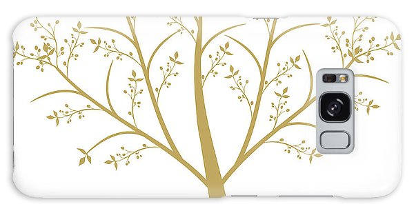 Olive Branch Galaxy Case - Olive Tree by IB Photography