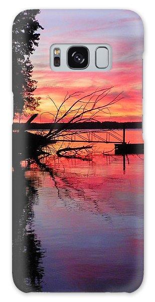 Sunset 9 Galaxy Case