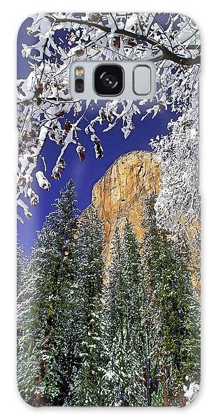 Usa, California, Yosemite National Park Galaxy Case by Jaynes Gallery