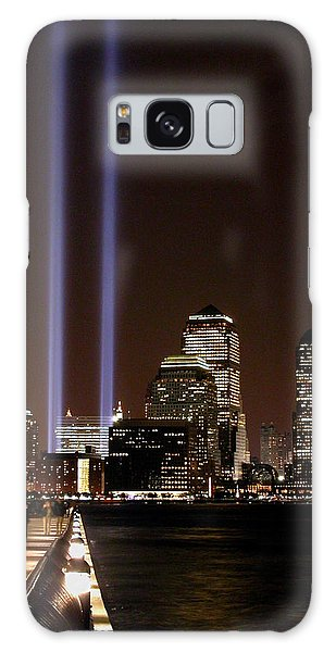 911 Anniversary Galaxy Case by Gary Slawsky