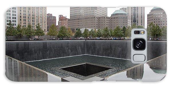 911 Memorial Pool Nyc Galaxy Case