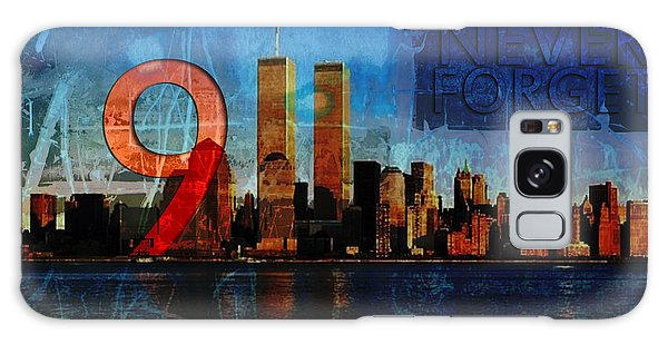 911 Never Forget Galaxy Case