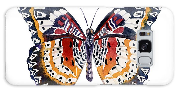 94 Lacewing Butterfly Galaxy Case