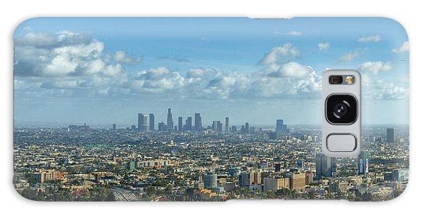 A 10 Day In Los Angeles Galaxy Case by David Zanzinger