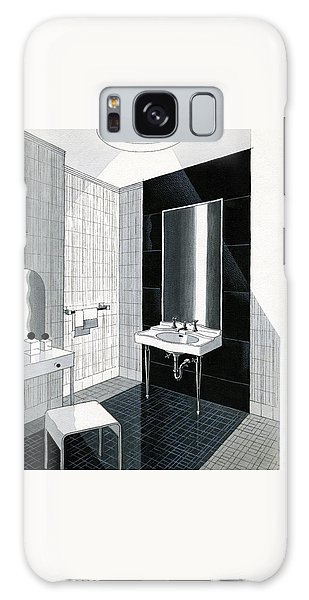A Bathroom For Kohler By Ely Jaques Kahn Galaxy Case