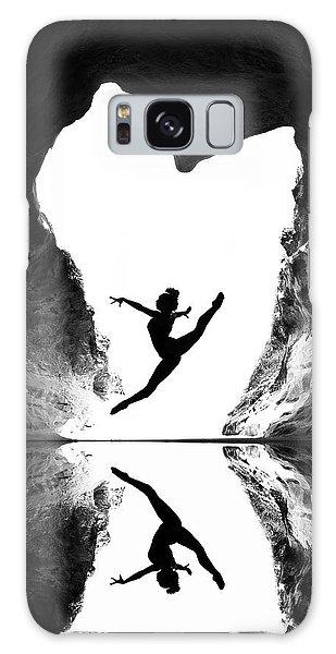 Jump Galaxy Case - A Beating Heart by E.amer