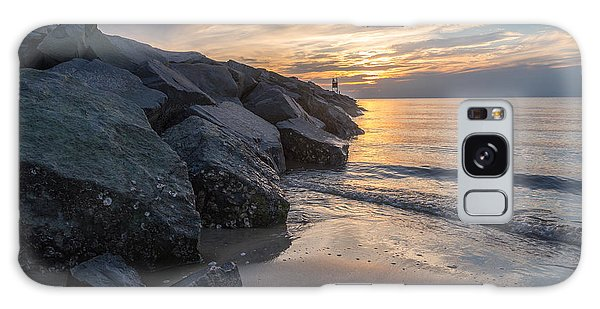 Cape May Galaxy Case - A Beautiful End by Kristopher Schoenleber