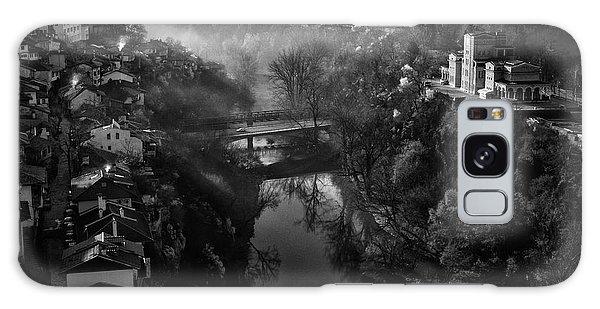 River Galaxy Case - A Beautiful Morning In Veliko Tarnovo by Andrei Nicolas -