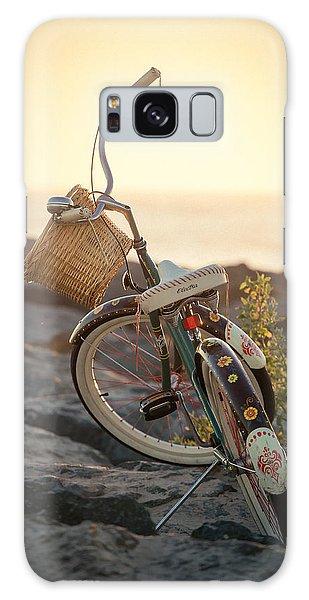 A Bike And Chi Galaxy Case