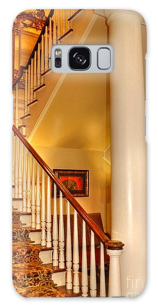 A Bit Of Southern Style Galaxy Case by Kathy Baccari