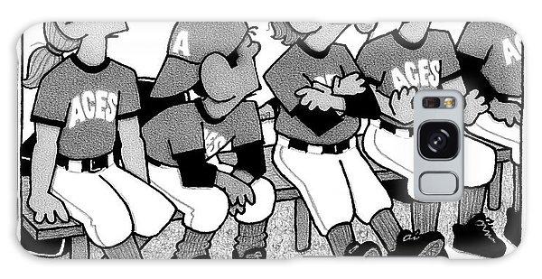 A Boy On A Little League Team Talks Galaxy Case