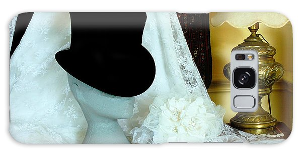 A Bridal Scene Galaxy Case