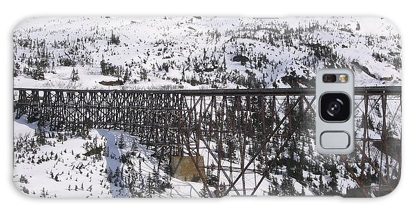 A Bridge In Alaska Galaxy Case