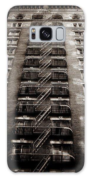 A Building Galaxy Case by Mark Alder