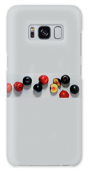 A Bunch Of Plums Galaxy Case