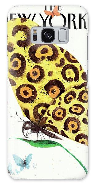 Metamorphosis Galaxy S8 Case