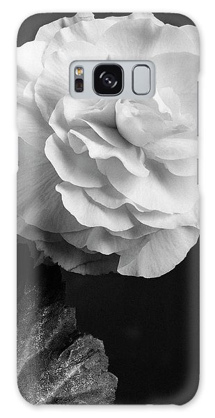 A Camellia Flower Galaxy Case