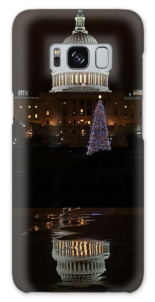 A Capitol Reflection Galaxy Case