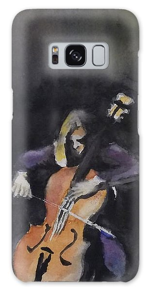 A Cellist Galaxy Case by Yoshiko Mishina