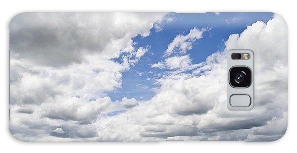 A Cloudy Day Galaxy Case