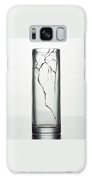 A Cracked Vase Galaxy Case