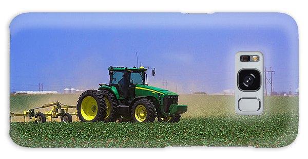 A Day On The Farm Galaxy Case