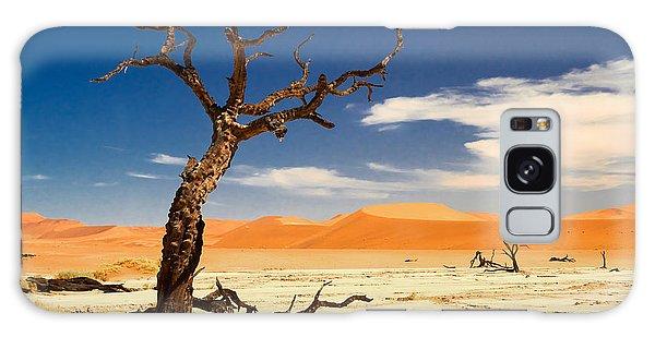 A Desert Story Galaxy Case