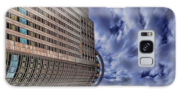 A Drifting Skyscraper Galaxy Case