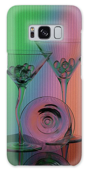 A Dry Martini Galaxy Case by Mike Martin