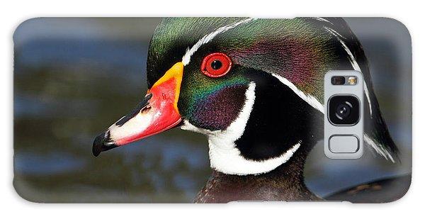 A Duck By Dali Galaxy Case