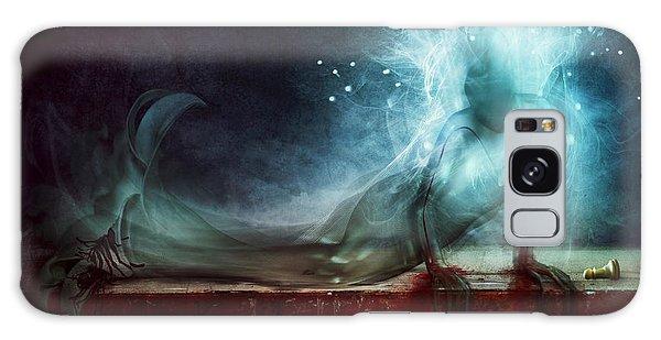 Death Galaxy Case - A Dying Wish by Mario Sanchez Nevado