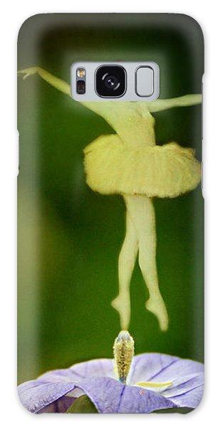 A Fairy In The Garden Galaxy Case