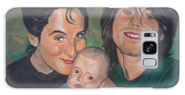 A Family Portrait Galaxy Case