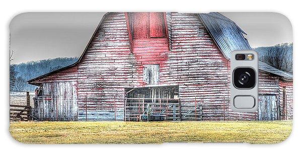 A Fine Barn Galaxy Case