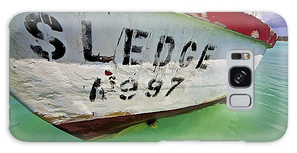 A Fishing Boat Named Sledge Galaxy Case