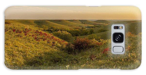 A Flint Hills View Galaxy Case by Scott Bean