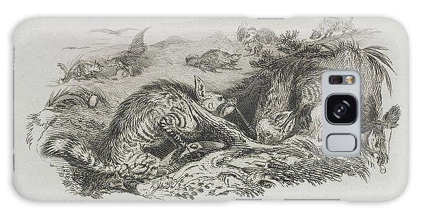 Landseer Galaxy Case - A Fox by British Library
