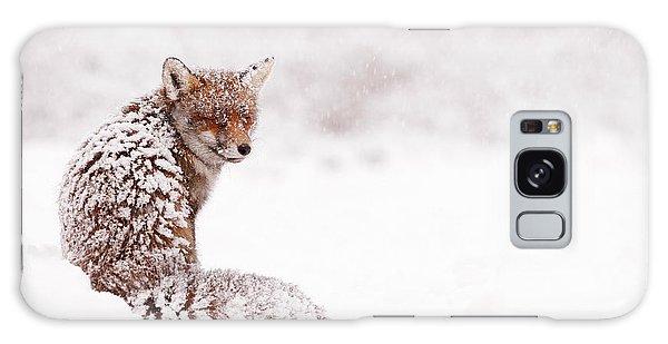 Winter Galaxy Case - A Red Fox Fantasy by Roeselien Raimond