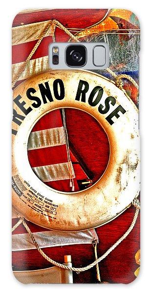 My Fresno Rose Galaxy Case