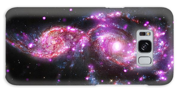A Galactic Get-together Galaxy Case by Nasa