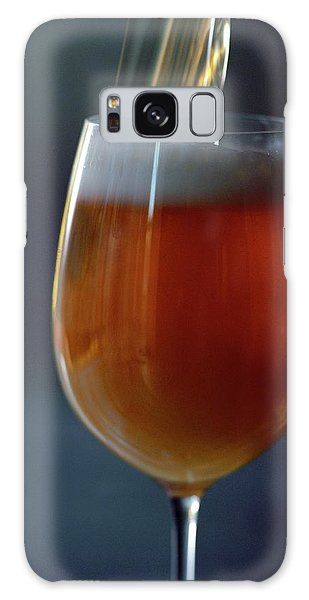 A Glass Of Beer Galaxy Case