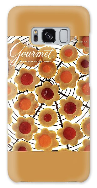 A Gourmet Cover Of Sunny Savaroffs Cookies Galaxy Case